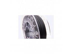 Tlačová struna FLEX 40D čierna, Print-Me, 1,75mm, 0,45kg
