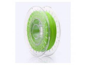 Tlačová struna FLEX 40D zelená, Print-Me, 1,75mm, 0,45kg