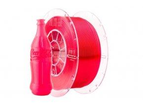 Tlačová struna Swift PET-G ružová - Raspberry, Print-Me, 1,75mm, 1kg