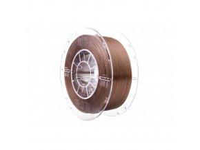 Tlačová struna Swift PET-G bronzová - Bronze, Print-Me, 1,75mm, 1kg