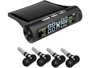 Monitorovanie tlaku v pneumatikách TPMS E-ACE K02, vnútorné senzory