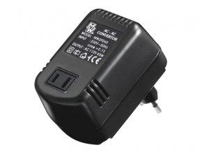 Adaptér 230VCA/ US-prístroja 110VAC/ 45W MINWA MW2P045
