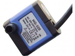 Akvarijní čerpadlo HG-320 220l/hod, 230VAC/50Hz, koncovka US