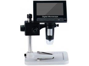 Mikroskop s monitorom DM4, zväčšenie 0-1000x