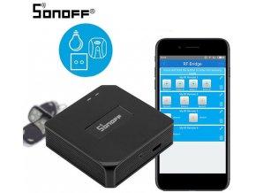 Sonoff RF Bridge, premostenie diaľkových ovládačov 433MHz s wifi