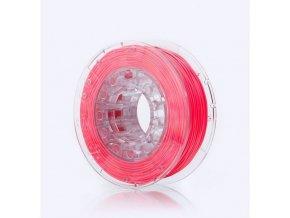 Tlačová struna FLEX 40D ružová, Print-Me, 1,75mm, 0,45kg
