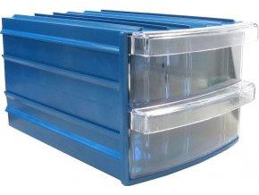 Krabičky na součástky stohovací KOD Y112 155x111x95mm