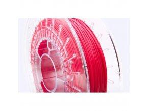 Tlačová struna FLEX 20D červená, Print-Me, 1,75mm, 0,45kg