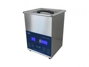 Ultrazvuková čistička Geti GUC 02B 2L nerez