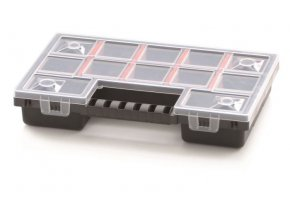 Krabička na součástky 287x186x50mm NORS