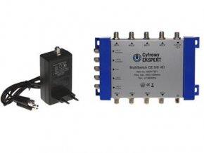 Multipřepínač Technisat 5/8 HD Cyfrowy Ekspert