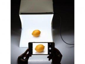 Fotobox mini 4L s LED osvetlením