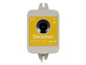 Odpudzovač kún a hlodavcov - ultrazvukový batériový Deramax-KLASIK