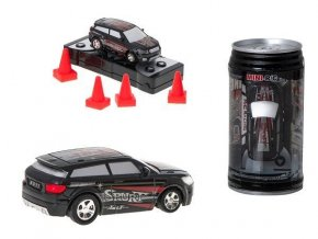 RC auto mini 9020B 2,4 GHZ, čierne