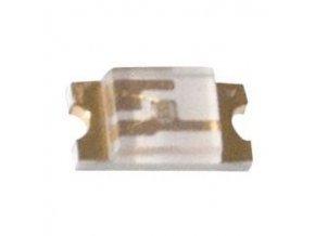 LED SMD 0603 žltá číra 80mCd / 15mA 120 °