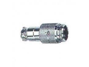 MIC konektor 5p káblový