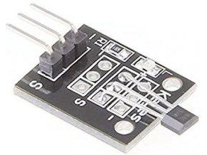 Hallov snímač - modul KY-003