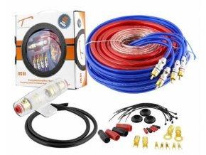 Napájacie a signál.kabely k autozesilovač LTC