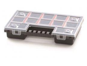 Krabička na súčiastky 290x195x35mm NOR12