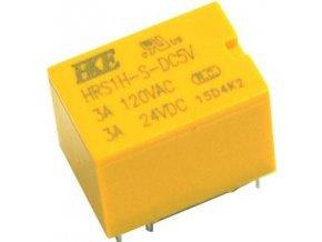 Relé HRS1H-S-DC5V /N4100/ 5VDC, kontakty 24VDC(120VAC)/3A