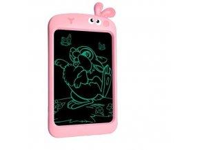 Tablet na kreslenie 8,5 palca, ružový králik
