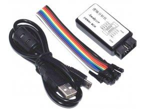 USB logický analyzátor 8-kanálový 24MHz Sealae