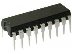 ULN2803A - tranzistorové pole 8x Darlington DIL16