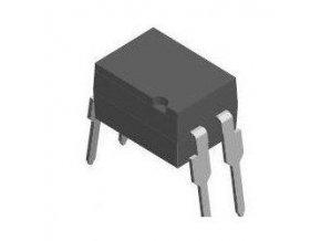 BPC817C optočlen s tranzistorom, 5kV CTR 200-400% DIP4