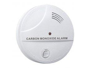 Detektor oxidu uhelnatého s alarmem Hutermann ALARM CO-04, EN50291