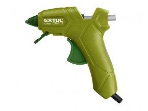 Pištoľ lepiaca EXTOL CRAFT 422000 25W