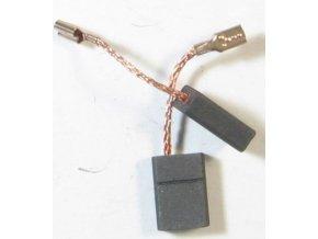 Uhlík 10x5x15mm - pár