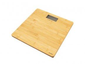 Váha osobná ORION bambus