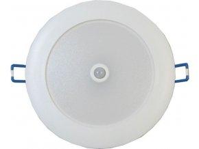 Stropné svetlo LED ST481B s PIR čidlom do podhľadov, 230V / 11W