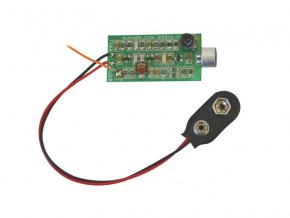 Stavebnica TIPA PT015 Bezdrôtový mikrofón miniatúrny SMD