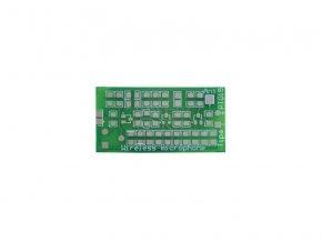 Plošný spoj TIPA PT015 Bezdrôtový mikrofón miniatúrny SMD