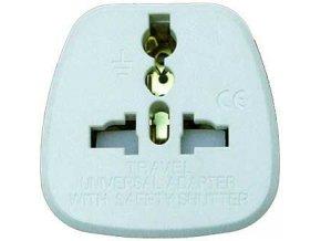 Zásuvkový adaptér UK,CH,I,US/EURO