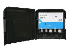 Alcad AM - 173 zesilovač / UHF-BIII-DAB