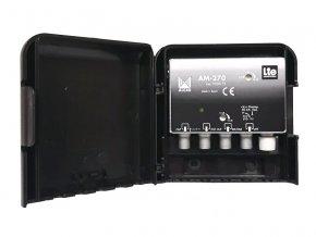 Alcad AM - 270 zesilovač / BIII-DAB / UHF