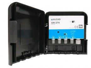 Alcad AM - 274 zesilovač / BIII-DAB / UHF