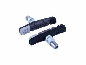 špalíky 4RACE MTB šroub 72mm 3-barevné