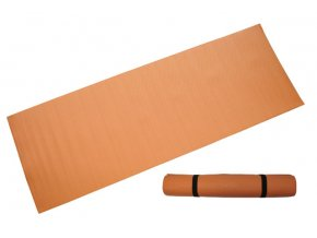 karimatka gymnastická 173x61x0,4cm oranžová