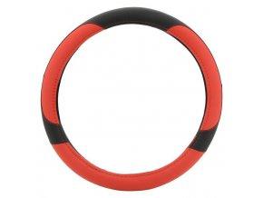 Poťah volantu COLOR LINE - červený, pre volanty 37-39cm