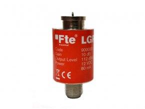 Zesilovač FTE LG105 10dB/94 dBuV, 5V pro DVBT