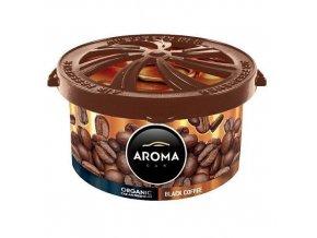 Osviežovač AROMA CAR ORGANIC 40g. COFFE