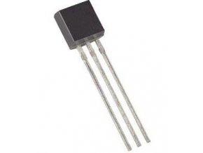 BC547C N UNI 45V / 0,1A 0,5W TO92