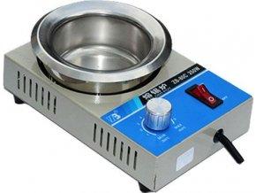 Spájkovacia kúpeľ ZB-80C pre 1,6kg spájky, 230V / 250W