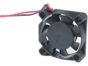 Ventilátor 40x40x10mm 12V / 0,09 5000 ot / min
