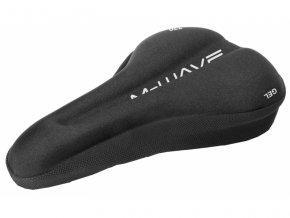 potah na sedlo M-Wave gelový 180x290 mm