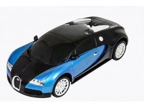 RC auto Bugatti Veyron 1:24, modré