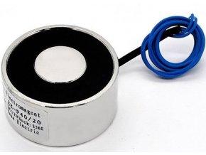 Elektromagnet P40 / 25 12VDC, 30kg